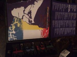 Elvis  collectors  cd sets. 3 boxes  an Elton John set  Windsor Region Ontario image 3