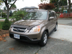 2003 Honda CR-V 2003 Touring Edition SUV, Crossover