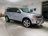 Mitsubishi Outlander 2.0 DI-D WARRIOR