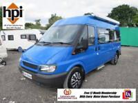 Ford TRANSIT 350 LWB 2 Berth Campervan