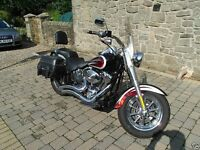 Harley 1450 Fatboy Custom Stunning Harley In Immaculate Condition.
