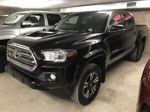 2017 Toyota Tacoma Double Cab TRD