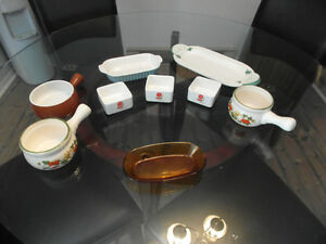 Various Kitchen Ware and Dishes
