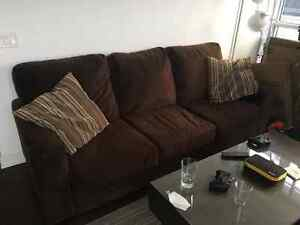 Barely Used Large Comfy Couch