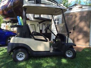 Electrice Golf Cart - Club Car