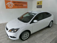 2009,Ford Focus 1.6 100bhp Zetec***BUY FOR ONLY £26 PER WEEK***