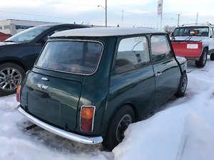 1979 Austin Mini - Reduced Price