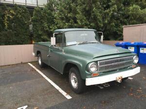 1966 International 1100A Pickup Trade