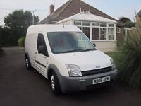 2006 Ford Transit Connect L230 May 2017 MOT