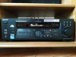 Ampli Sony STR-DE585