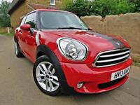 2013 MINI PACEMAN 1.6D COOPER CHILI PACK. FULLY LOADED !! OVER 7K OF OPTIONS !!