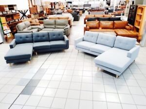 STOCKTON 2 SEATER PLUS CHAISE South Brisbane Brisbane South West Preview