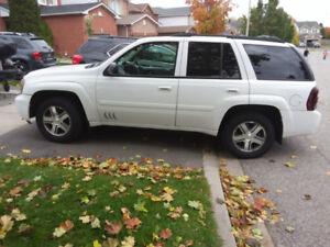 2007 Chevrolet Trailblazer SUV, Crossover