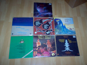 lps lot by  Z Z TOP reduce price to 50$ Gatineau Ottawa / Gatineau Area image 2
