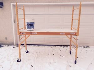 Scaffolding for rent, $50 for 2 weeks