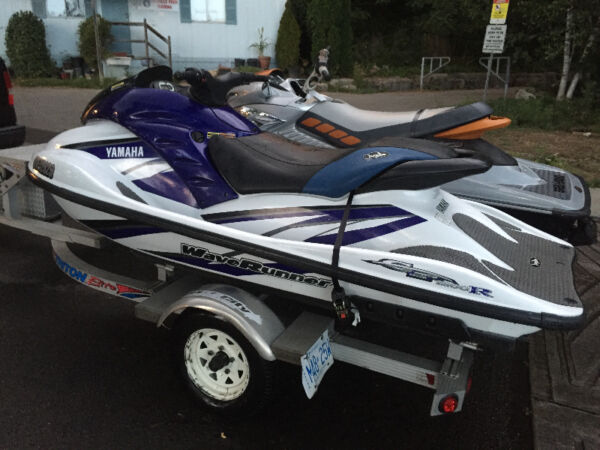 Used 2002 Yamaha GP1200R