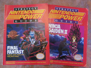 Nintendo Power Strategy Guides