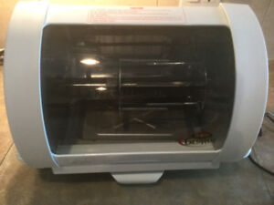 Baby George Foreman Rotisserie  in As New Condition