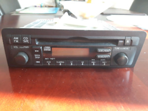 Car stereo - radio/CD Player either Sony or Clarion