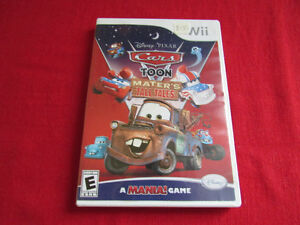 Cars Toon Mater's Tall Tales (Wii)