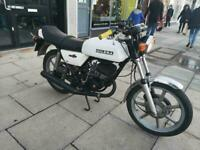 Gilera TG1 125cc Motorcycle 1979 Tax Mot Exempt UK Registered & Running PX Swap
