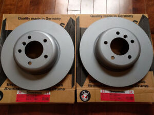 SPRINTER 2500 FULL FRONT AND REAR OEM BRAKE KIT