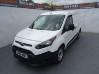 2017 66 FORD TRANSIT CONNECT 1.5 210 P/V 1D 100 BHP DIESEL