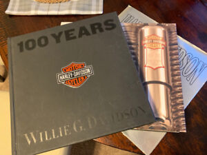 Harley Davidson Coffee Table Books (Great gift)