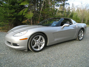 2007 Chevrolet Corvette Coupe - Clean as New - All Original