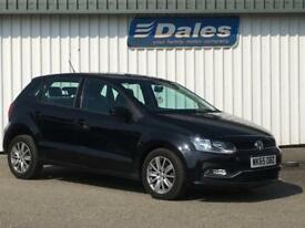2015 Volkswagen Polo 1.2 TSI SE 5dr 5 door Hatchback