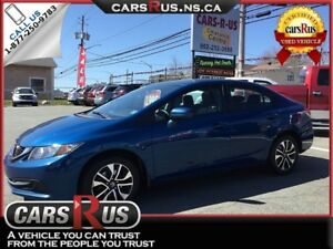 2014 Honda Civic EX    NO TAX sale on now....1 week only!!