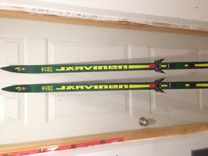 Cross country skis Jarvinen 195