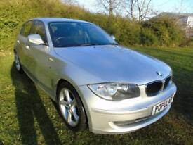 2010 10 BMW 120d 2.0 SE TURBO DIESEL 5 DOOR