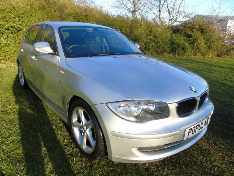 2010 10 BMW 120d 2.0 SE TURBO DIESEL