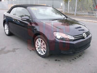 2016 Volkswagen Golf 2.0 TDi Convertible 110PS DAMAGED ON DELIVERY