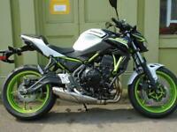 2021 Kawasaki Z650 650 ABS