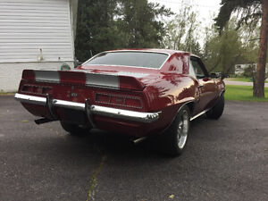 1969 Z28 GARNET RED, PRO TOUR, SHOW, TRADE for PROPERTY