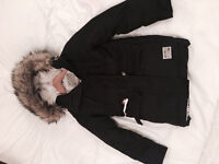Jack Wills goose down lined parka *NEW*