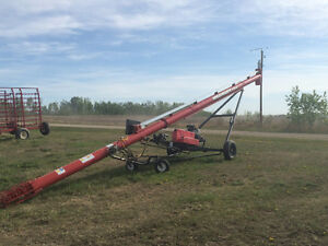 Farm King and Wheat Heart Conventional Augers