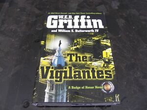 W.E.B. Griffin - The vigilantes - Hardcover Book Windsor Region Ontario image 1