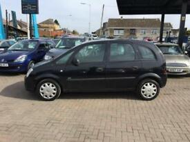 2007 Vauxhall Meriva 1.6 i 16v Life 5dr
