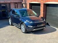 Discovery sport 2.0 TD4 180 HSE Luxury AUTO