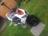 Peugeot speedfight 2 50cc