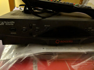 Rogers TV box Explorer 4250HD