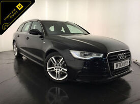 2013 AUDI A6 S LINE TDI AVANT DIESEL AUTOMATIC SERVICE HISTORY FINANCE PX