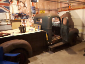 1948 international harvester 1 ton pick up