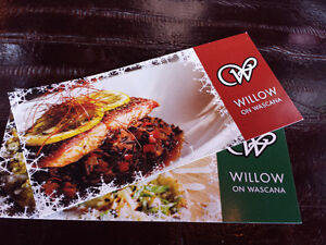 Williw on Wacana gift certificates $25 x 2