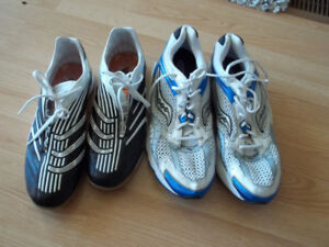 Mens Sneakers size 13 and 15