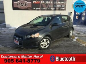 2014 Chevrolet Sonic LT  BT HEATED SEATS ALLOYS PWR-GRP