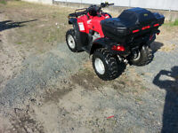 2007 Honda 4 Trax Trail Edition - Excellent Condition